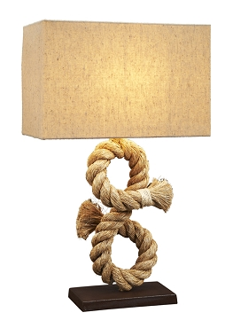 Pier Rope Table Lamp 1