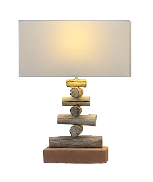 Crossed King Mai Sak Table Lamp