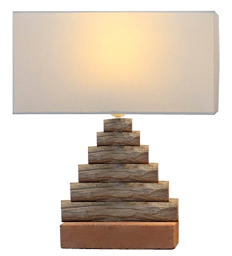 Layered King Mai Sak Table Lamp
