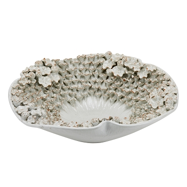 White Barnacle Bowl